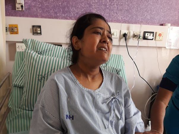 Help Sahana 28yrs, mother of twins, Liver Transplant needed urgent