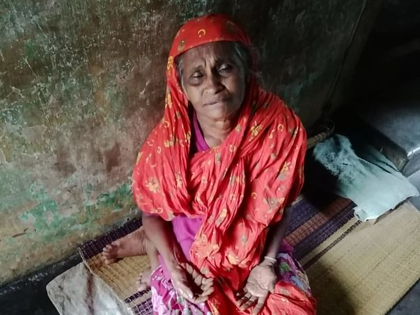 Support Fathima Lead Her Life Happily