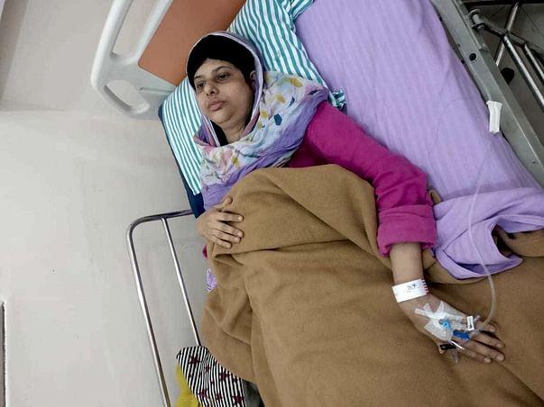 Help Afreen Fight Tumor