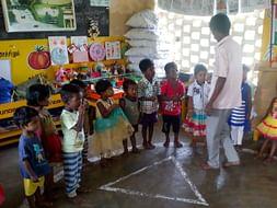 Help Me Brighten Up These Children's Lives
