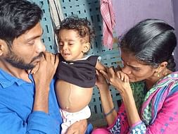 Help Ranjith Son To Fight For Liver Transplant