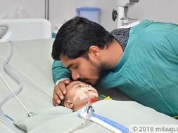 Father Begs To Save Baby Who Has Been Unconscious For A Month Now