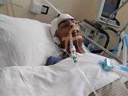 Help Abhishek Fight Bike Accident