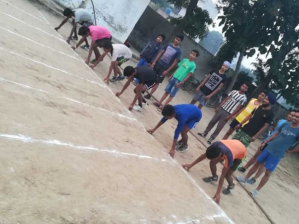 Help Young Blooming Athletes of India