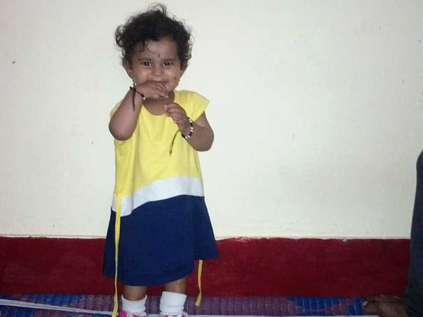 Help Baby Chathurya Recover From Intestine Problems