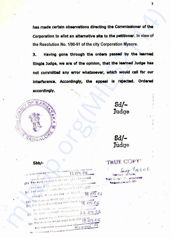 Court Order (Last Page)