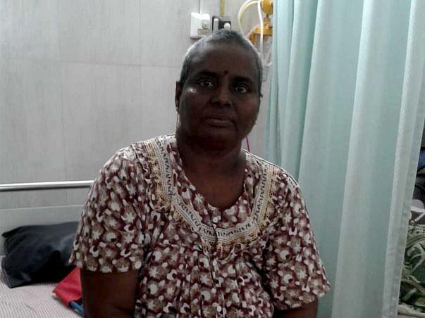 Help Teacher Vallikannu Fight Three Years of Cancer