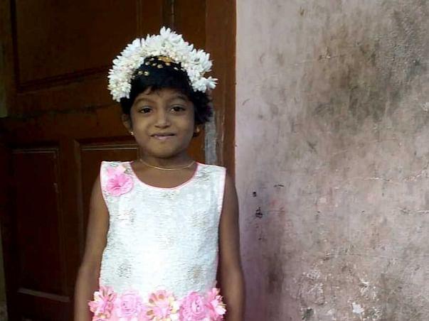 Help 8-yr-old Prishalini Undergo A Liver Transplant