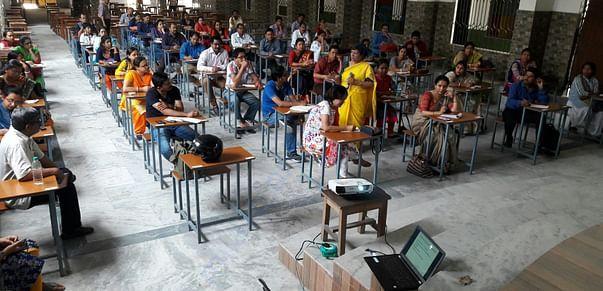Workshop-Parents' Training