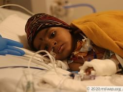 5-Year-Old Paralyzed From The Neck Below Needs Urgent Help