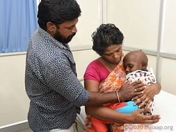 This 3-Year-Old's Sufferings Can End If He Gets Urgent Treatment