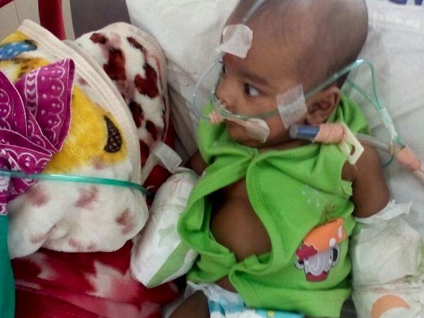 Help My Son Madhuresh Fight Bone Marrow Transplant