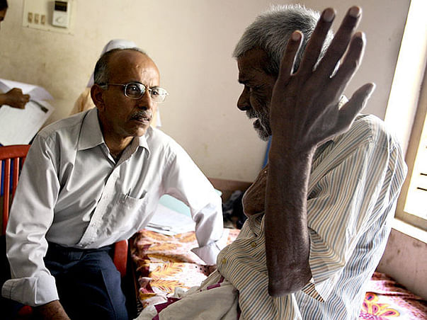 Help Pallium India to treat serious health-related pain and suffering