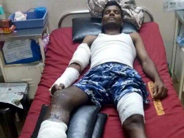 Help Prathamesh To Stand Again
