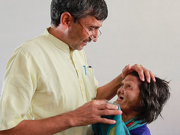 Dr.Bhardwaj treats, rehabilitates 2500 abandoned patients at Apna Ghar
