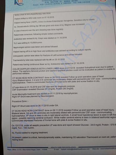 Case history summary - Uttoron page 3