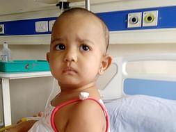 Help Baby  Jiya Fight on Blood Cancer