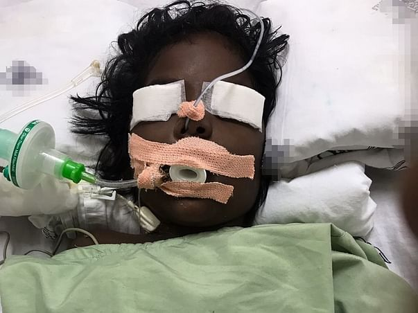 Help Charumathi Fight Seizures