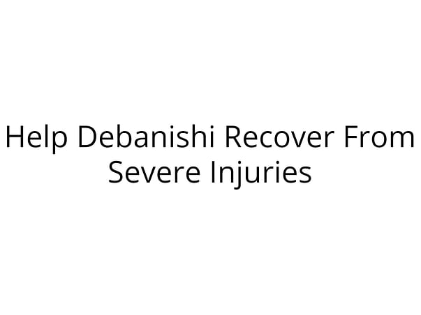 Please Help Divanishi Recover From Severe Injuries