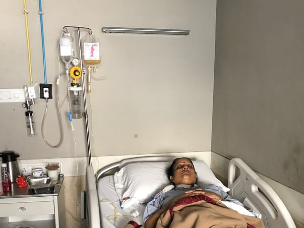 Help My Mother to Fight Aplastic Anemia