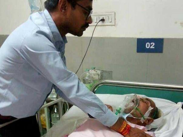 Help Amritlal Undergo Major Surgeries
