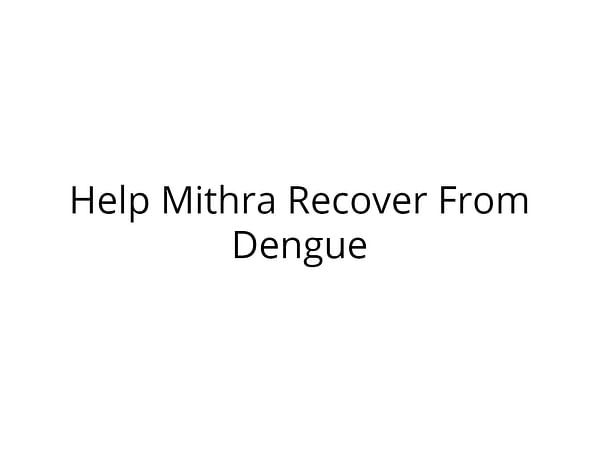 Help to recover from Dengue and Viral Attack