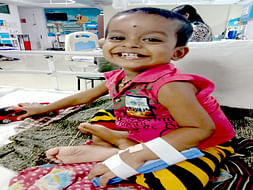 Help Shreethan Undergo Treatment for Liver Cancer
