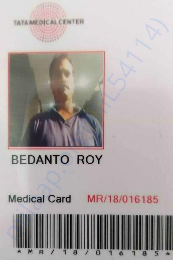 Tata id card