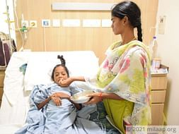 Cancer Has Left This 8-Year-Old Completely Bedridden, She Needs Help