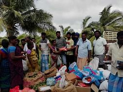 Help For Cyclone Gaja Relief