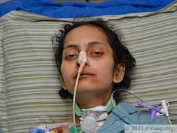 Ashmita Is Far From Recovery After Her Transplant