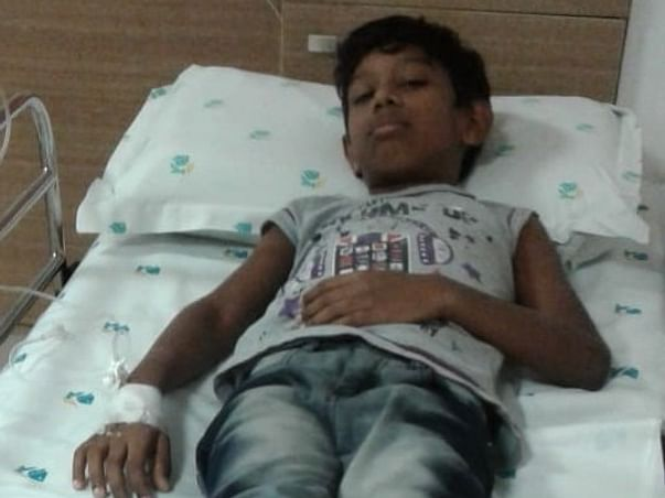Help Hari Undergo A Bone Marrow Transplant