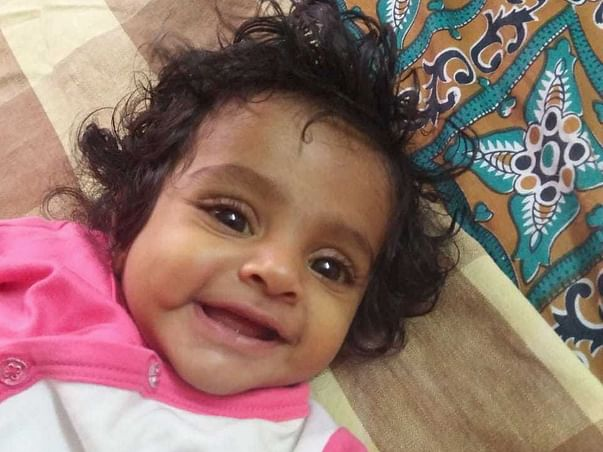 Varshini needs your help to undergo liver transplant