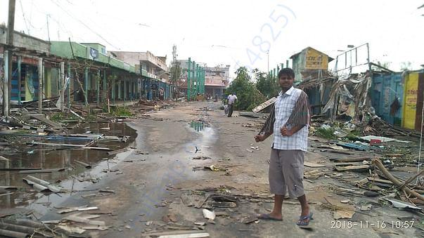 Aayakaranpulam village center