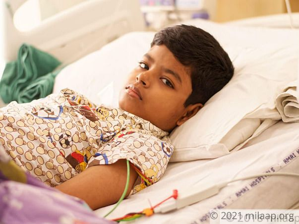 10-Year-Old Bravely Fighting Cancer Needs Urgent Transplant