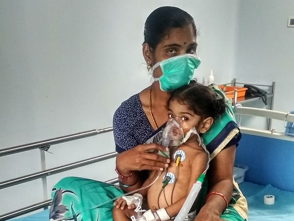 Help Parthiban Recover From Pneumonia