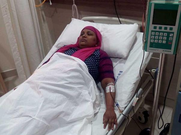 Help Vanishree Fight Ovarian Cancer