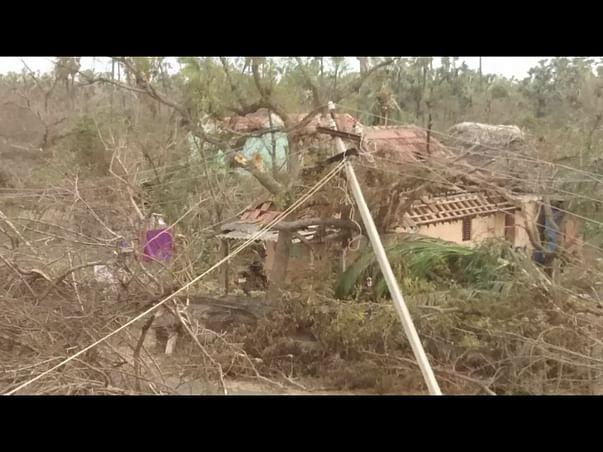 Rebuild Pushpavanam after Cyclone Gaja