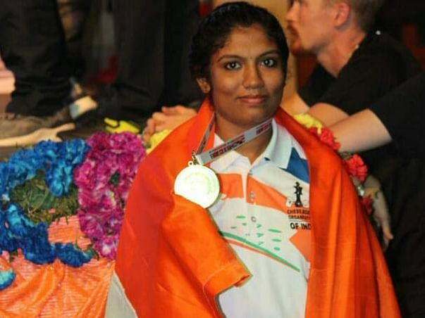 Help Aruna To Become A Boxing Champion