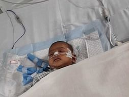 Help Farmer's 4-month-old Baby Recover