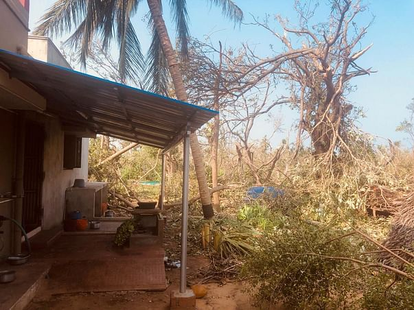 Help Relief Pushpavanam After Cyclone GAJA