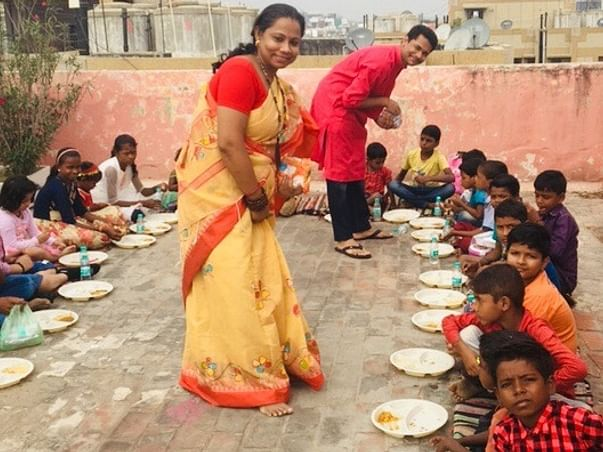 Support Parampranyog Shelter In Building A Home