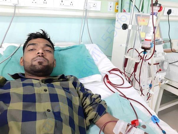 Dialysis procedure
