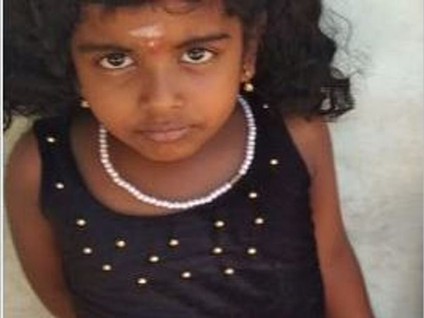 Help little Mahima for save her life from Kidney disease.