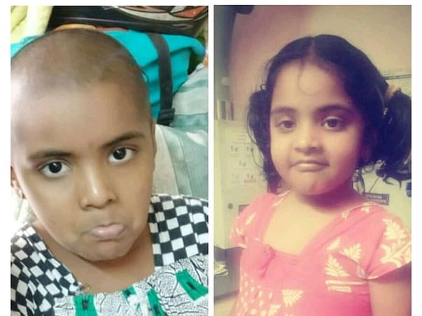 Help 5-year-old Lavanya For Her Cancer Treatment