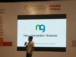 Help me attend Global Entrepreneurship Bootcamp - Malaysia
