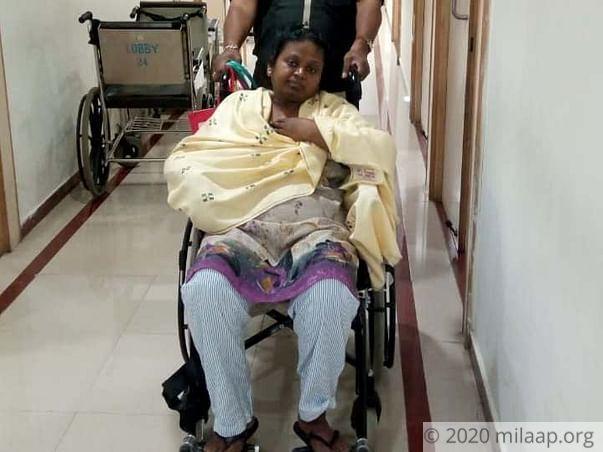 Mamtaz needs your help to undergo Kidney transplant