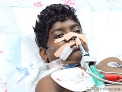 Reddya needs your help for treatment