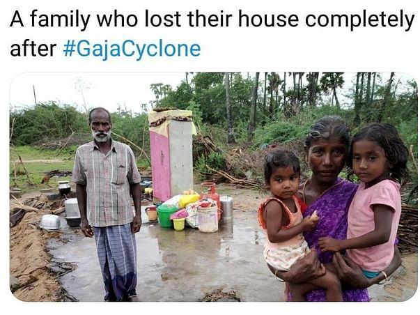 Disaster Rehabilitation Help