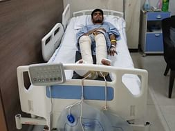 Help Rajesh Undergo Bilateral Hip And Knee Replacement